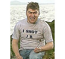 FATHER TED - TOM - I SHOT JR Photographic Print