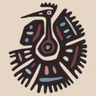 Inca Animals: Turkey - Cool Bird by Denis Marsili