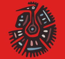 Inca Animals: Turkey - Cool Bird Kids Clothes