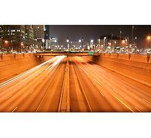 Highway Photographic Print