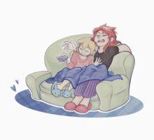 Couch Chosen One Piece - Short Sleeve
