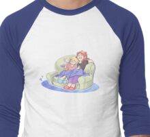 Couch Chosen Men's Baseball ¾ T-Shirt