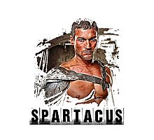 Spartacus - Blood and Sand - Andy Whitfield Photographic Print