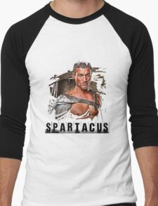 Spartacus - Blood and Sand - Andy Whitfield Men's Baseball ¾ T-Shirt
