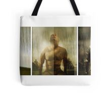 Armour maketh the man Tote Bag