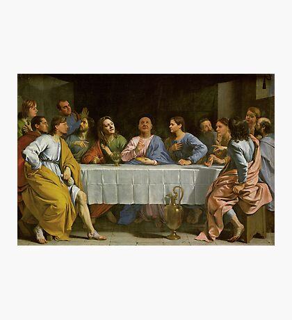 Last Supper Photographic Print