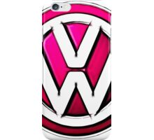 The iVWDub iPhone Case/Skin