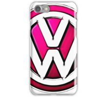 The iVWDub iPhone Case/Skin