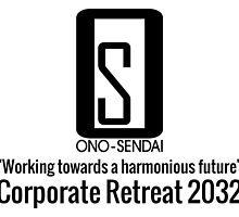 Ono-Sendai Corporate Retreat 2032 - Dark by sperraton