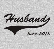 Husband Since 2013 by bekemdesign