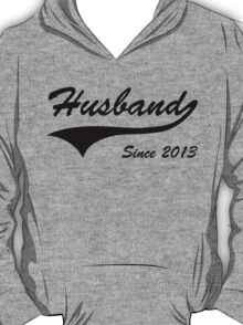 Husband Since 2013 T-Shirt