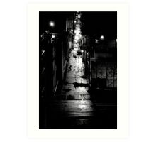 STREET SMART (LONG WAY HOME) Art Print