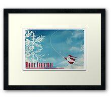 Christmas Card 2011 Framed Print