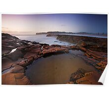 North Avoca Sunrise  Poster