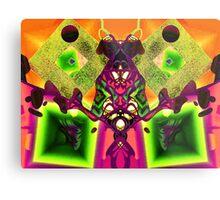 Balancing Act Metal Print