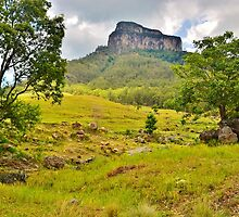 Mt Lindsay by Terry Everson