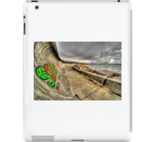 Penzance Graffiti  iPad Case/Skin