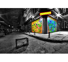 Thesaloniki Graffiti  Photographic Print