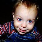 Little Boy Blue Eyes by Suni Pruett