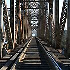 Rusty Railroad  by ahedges