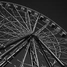 Ferris Wheel, Melbourne by John  Cuthbertson | www.johncuthbertson.com