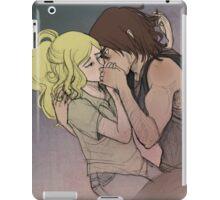 Daryl Dixon & Beth Greene - 03 iPad Case/Skin