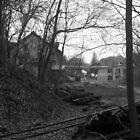 Abandoned Mill by Jason Leshem