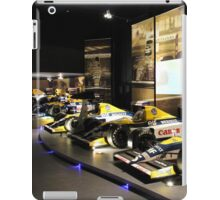 Williams F1 1980s & 1990s iPad Case/Skin