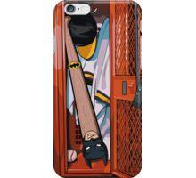 Bat Man iPhone Case/Skin