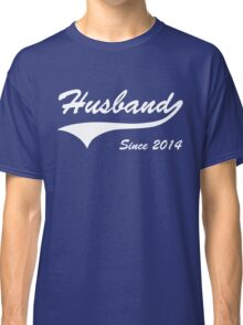 Husband Since 2014 Classic T-Shirt