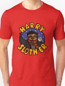 Harry Sloth-er Unisex T-Shirt