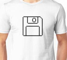 Mac Floppy Icon Unisex T-Shirt