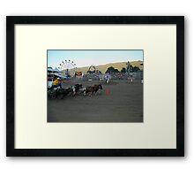 Mini Chucks II Framed Print
