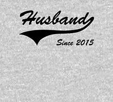 Husband Since 2015 Unisex T-Shirt