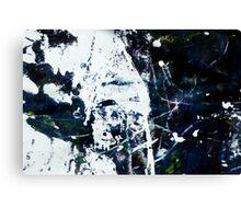 Monotype Canvas Print