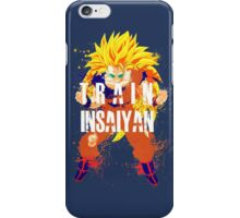 Train Insaiyan iPhone Case/Skin