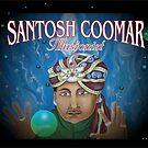 'Homage to Santosh' by jewd barclay