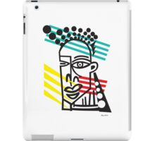 Life Lines  -  Face,  No.6 iPad Case/Skin