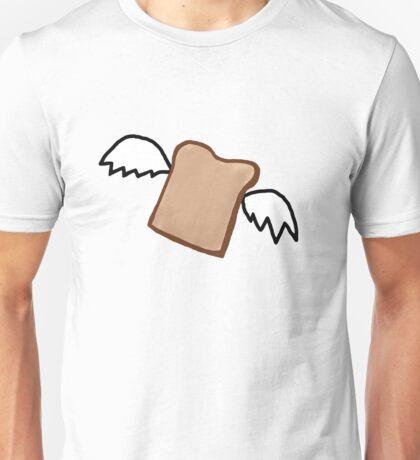 Flying Toast Unisex T-Shirt