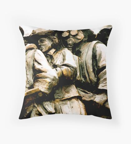 I've got your back Throw Pillow