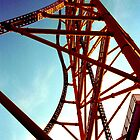 Top Thrill Dragster by monotonouslangour