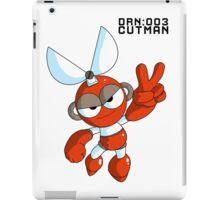 Megaman Robot Master - Cutman iPad Case/Skin
