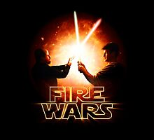 Fire Wars by cjboco