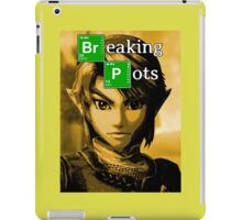Breaking Pots iPad Case/Skin