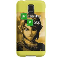 Breaking Pots Samsung Galaxy Case/Skin