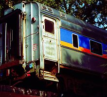 Dormant Traincar by Eric Dornshuld