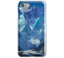 Golden Mountains iPhone Case/Skin