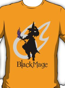 Black Mage - Final Fantasy XIV T-Shirt