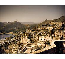 Bundi Palace Photographic Print
