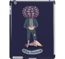 Sea Urchin Beach Boy iPad Case/Skin